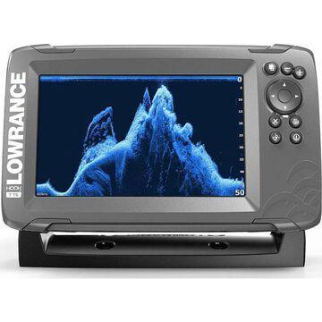 Lowrance 000-14289-001 HooK2-7 7inch SplitShot TM Transducer Fishfinder/Chartplotter