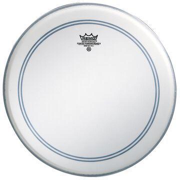 P31122-BP-U Powerstrok 3 Coated Bass Drum Head