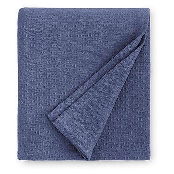 Corino Blanket - SFERRA - Twin - Silver
