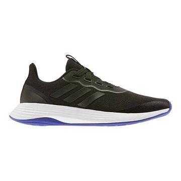 adidas QT Racer Sport Women's Sneakers, Size: 8, Black