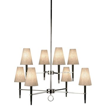 Ventana Two-Tier Chandelier