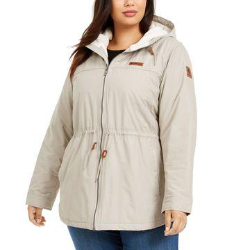Plus Size Chatfield Hill Fleece-Lined Jacket