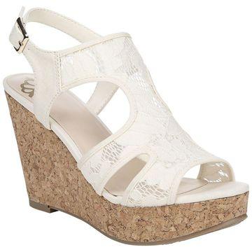 Fergalicious Women's Kenzie Platform Wedge Sandal Collection