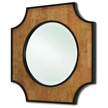 Currey and Company Reina Mirror, Small