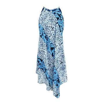 INC International Concepts Women's Handkerchief Dress