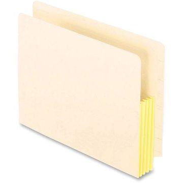 Pendaflex, PFX12811, Manila End Tab Expanding File Pockets, 25 / Box, Manila