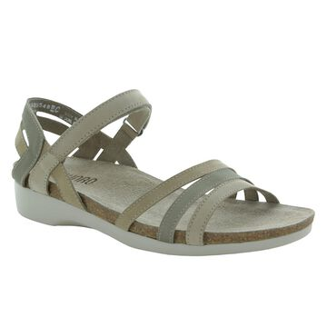 Munro Womens Summer Leather Open Toe Casual Ankle Strap