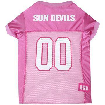 Pets First Arizona State Devils Pink Jersey, X-Small