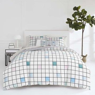 Jonathan Adler Paintbox Comforter Set, Twin