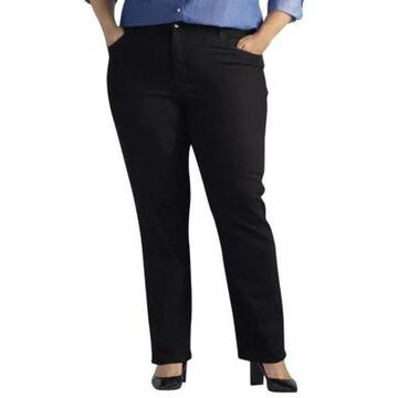 Lee Women's Plus Size Relaxed Fit Jeans - -