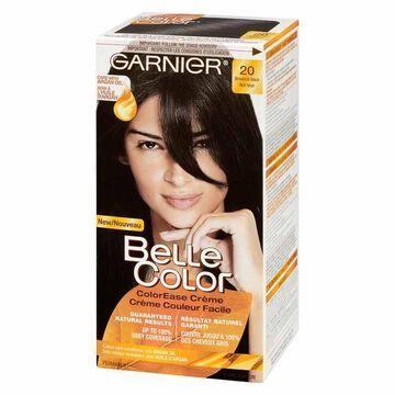 Garnier Belle Color ColorEase Creme, Brownish Black 20