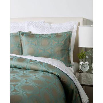 Peacock Alley Cleo Egyptian Cotton Duvet Set