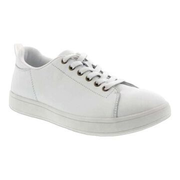 Drew Shoe Mens Skate Leather Low Top Bungee Fashion Sneakers - 11