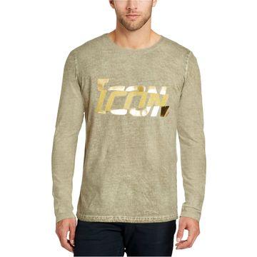 William Rast Mens Icon Embellished T-Shirt
