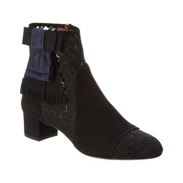 Tabitha Simmons Anastasia Suede Bootie
