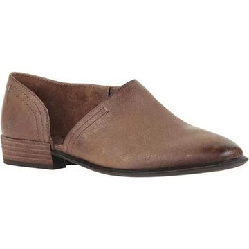 OTBT Women's Coyote Flat Hickory Leather