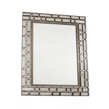 Varaluz Casa Harlowe Rectangular Mirror in New Bronze