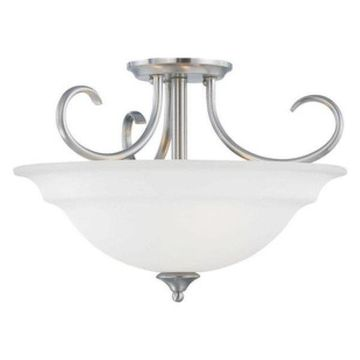 Thomas Lighting Bella - Three Light Semi-Flush