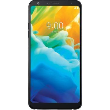 LG - Stylo 4 with 32GB Memory Cell Phone (Unlocked) - Black