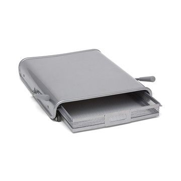 Rolling Drawer Space Saver, Gray