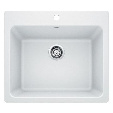 Blanco Liven White Laundry Sink