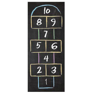 Bungalow Flooring Hopscotch Runner Play Mat - 25