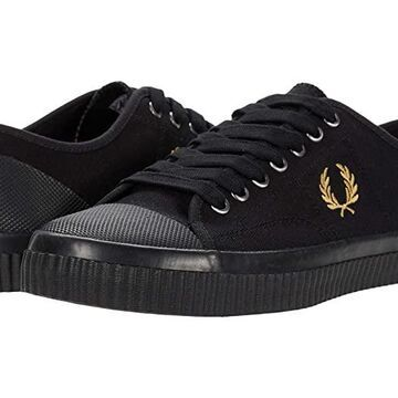 Fred Perry Hughes Low Canvas