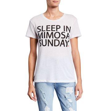 Mimosa Sunday Graphic Tee