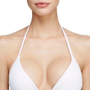 Becca Womens Bikini Halter Swim Top Separates