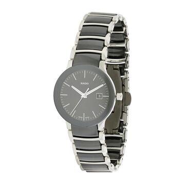 Rado Women's Stainless Steel & Ceramic Watch