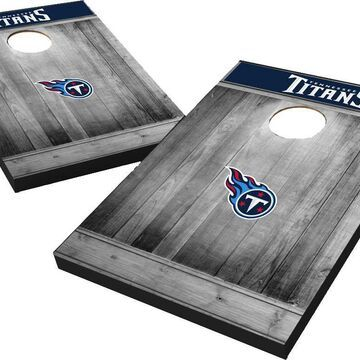 Tennessee Titans Grey Wood Tailgate Toss