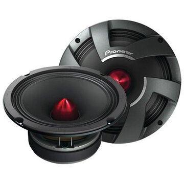 """Pioneer Ts-m800pro Pro Series 8"""" 700-watt Mid-bass Drivers"""