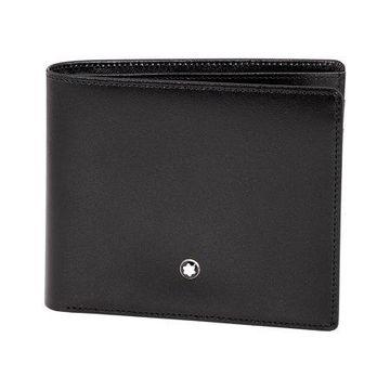 Montblanc Meisterstuck Men's Medium Leather Wallet 6CC 16354