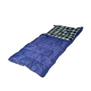 Stansport Stansport 5 -lbs Prospector Sleeping Bag Polyester in Blue