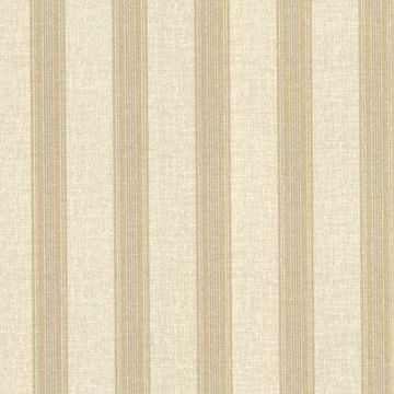 Brewster Lineage Brick Stripe Wallpaper