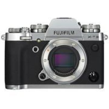 Fujifilm X-T3 Mirrorless Camera Body, Silver