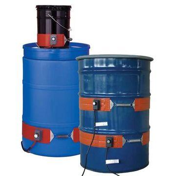 DRH-S-55 120 V Steel Drum Heater, 55 gal