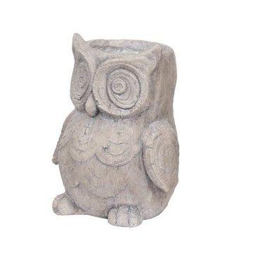 A&B Home Manon Owl Planter