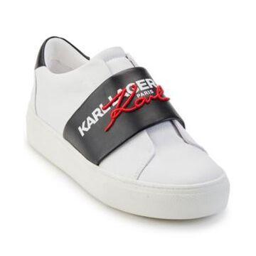 Karl Lagerfeld Paris Cameli Slip-On Sneakers Women's Shoes