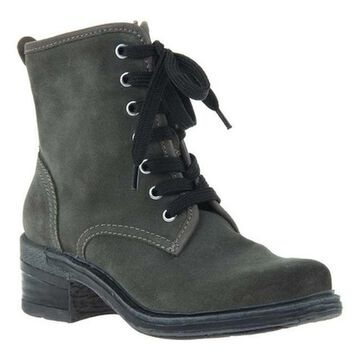 OTBT Women's Country Hiking Boot Moss Leather