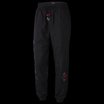 Jordan Retro 6 Nylon Pants - Black