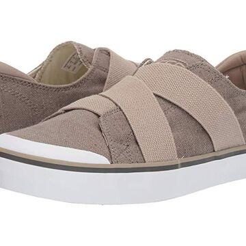 Keen Elsa III Gore Slip-On (Brindle) Women's Shoes