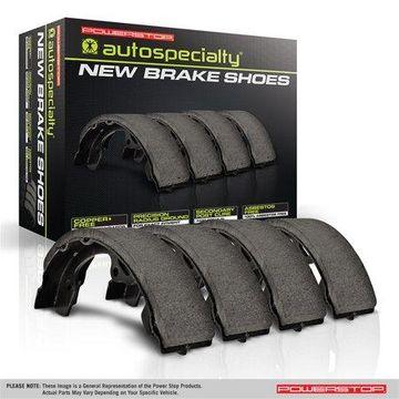 Power Stop B787 Brake Shoe -Rear