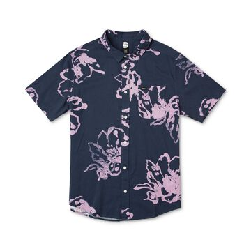 Men's Sage Vaughn Flora Graphic Shirt