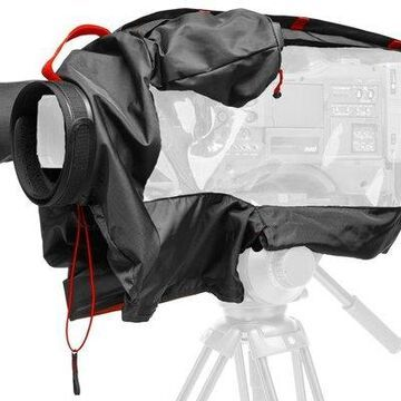 Manfrotto MB PL-RC-1 Video Raincover (Black)