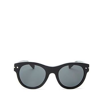 Valentino Women's Round Sunglasses, 51mm