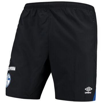 Men's Umbro Black FC Schalke 04 Training Shorts