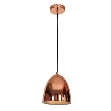 Access Lighting Essence 1-light 8-inch Dome Pendant