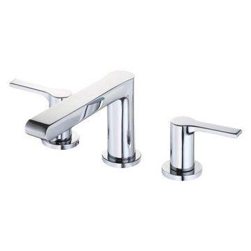 Danze D304087 South Shore Double Handle Bathroom Faucet, Chrome