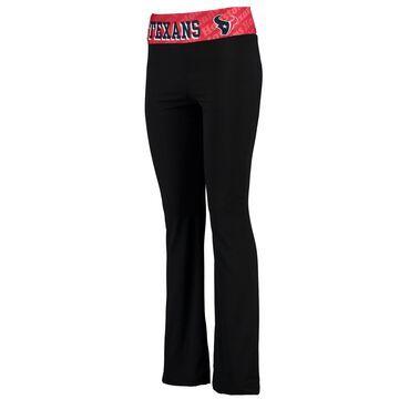 Houston Texans Concepts Sport Women's Cameo Knit Pant- Black